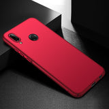 Metallic Red Hard Case (Huawei P20 Lite)
