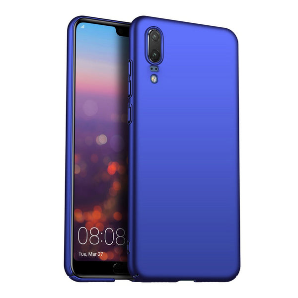 Metallic Navy Hard Case (Huawei P20)