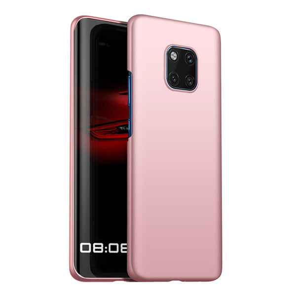 Metallic Rose Gold Hard Case (Huawei Mate 20 Pro)