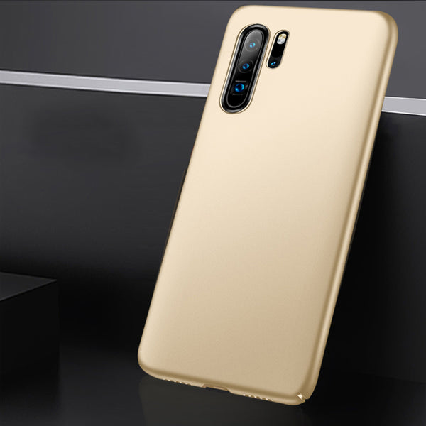 Metallic Gold Hard Case (Huawei P30 Pro)