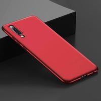 Metallic Red Hard Case (Huawei P30)