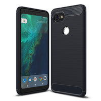 Navy Brushed Metal Case (Pixel 2/2XL)
