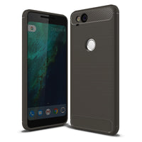 Grey Brushed Metal Case (Pixel 2/2XL)
