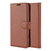 Brown Leather Wallet Case (Pixel 3/3XL)