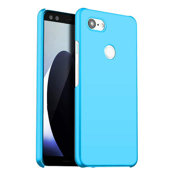 Matte Light Blue Hard Case (Pixel 3a/3a XL)
