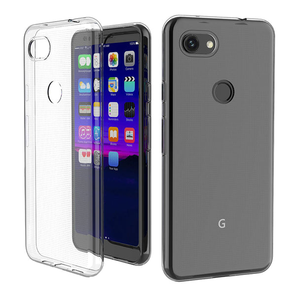 Clear Case (Pixel 3a/3a XL)