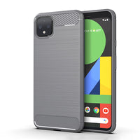 Grey Brushed Metal Case (Pixel 4/4XL)