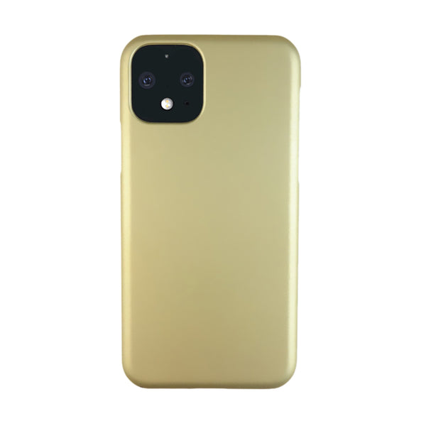 Metallic Gold Hard Case (Pixel 4/4XL)