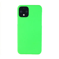 Matte Lime Hard Case (Pixel 4/4XL)