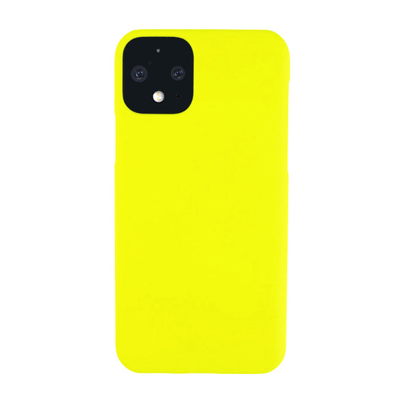 Matte Yellow Hard Case (Pixel 4/4XL)
