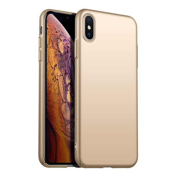 Metallic Gold Hard Case (iPhone X/Xs)