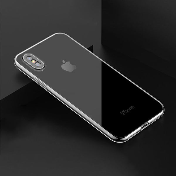 Camera Trim Clear Case (iPhone X/Xs)