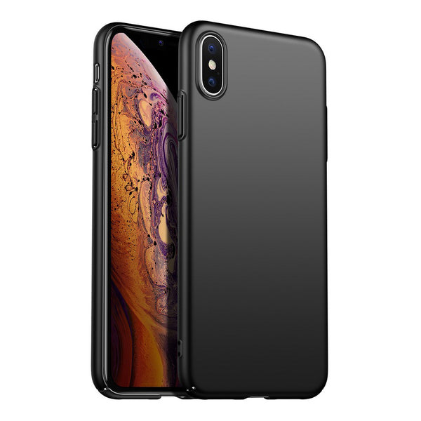 Matte Black Hard Case (iPhone Xs Max)