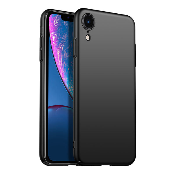 Matte Black Hard Case (iPhone XR)