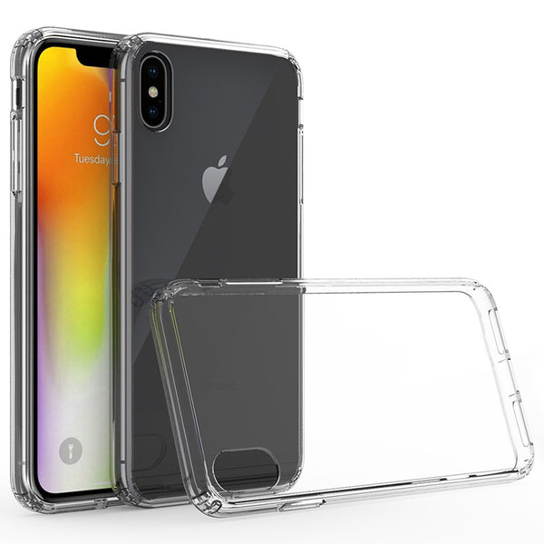 Acrylic Clear Case (iPhone Xs Max)