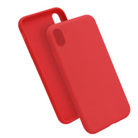 Matte Red Soft Case (iPhone X/Xs)