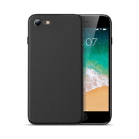 Matte Black Soft Case (iPhone 7/8/SE 2020)