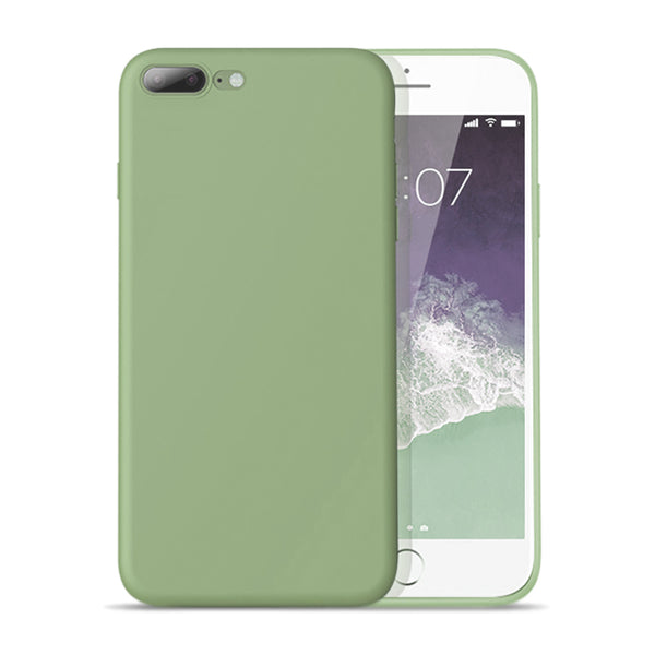 Matte Matcha Soft Case (iPhone 7+/8+)