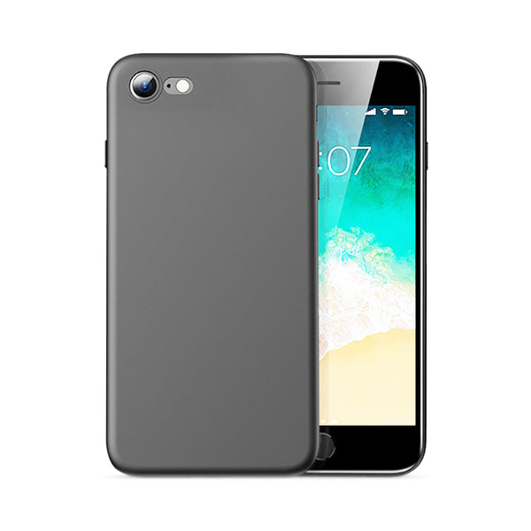 Matte Grey Soft Case (iPhone 7/8/SE 2020)
