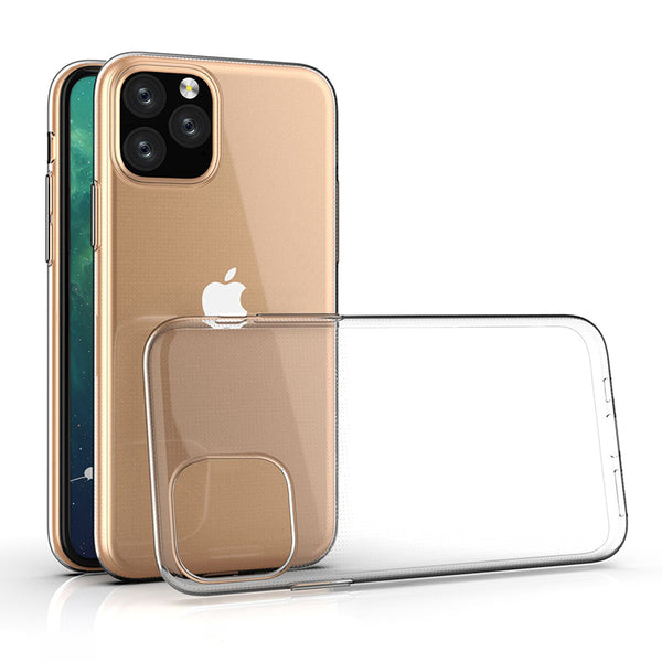 Clear Case (iPhone 11 Pro Max)