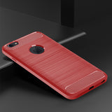 Red Brushed Metal Case (iPhone 6/6+)
