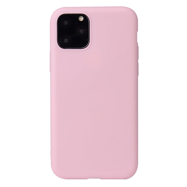 Matte Pink Soft Case (iPhone 11 Pro Max)