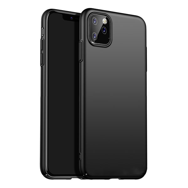 Matte Black Hard Case (iPhone 11 Pro Max)