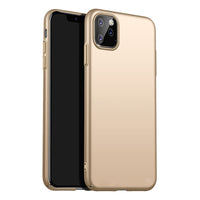 Metallic Gold Hard Case (iPhone 11 Pro Max)