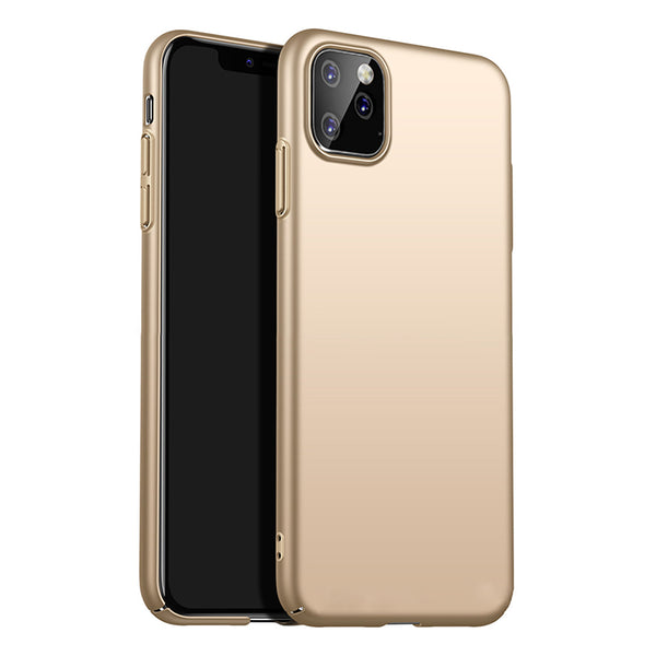 Metallic Gold Hard Case (iPhone 11 Pro)