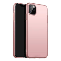 Metallic Rose Gold Hard Case (iPhone 11 Pro Max)