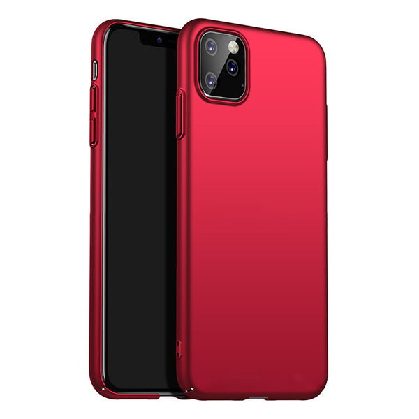 Metallic Red Hard Case (iPhone 11)