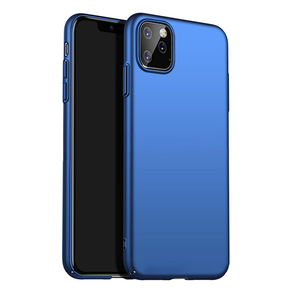 Metallic Navy Hard Case (iPhone 11)