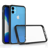 Acrylic Black Case (iPhone 11)