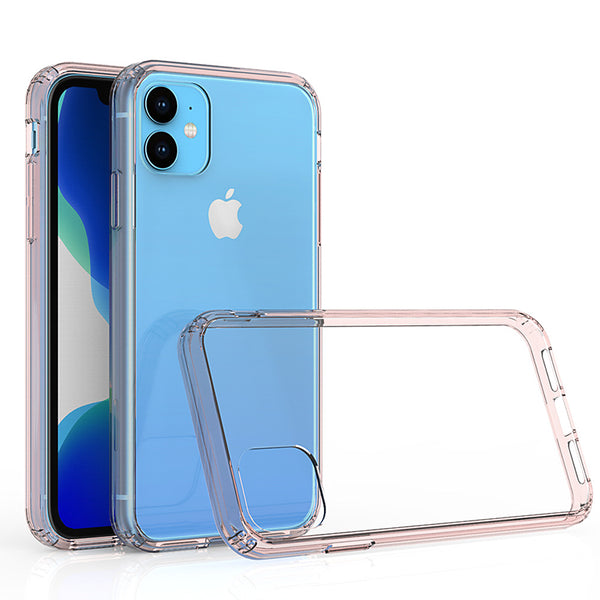 Acrylic Pink Case (iPhone 11)