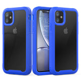Blue Guardian Rugged Clear Case (iPhone 11)