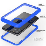 Blue Guardian Rugged Clear Case (iPhone 11 Pro Max)