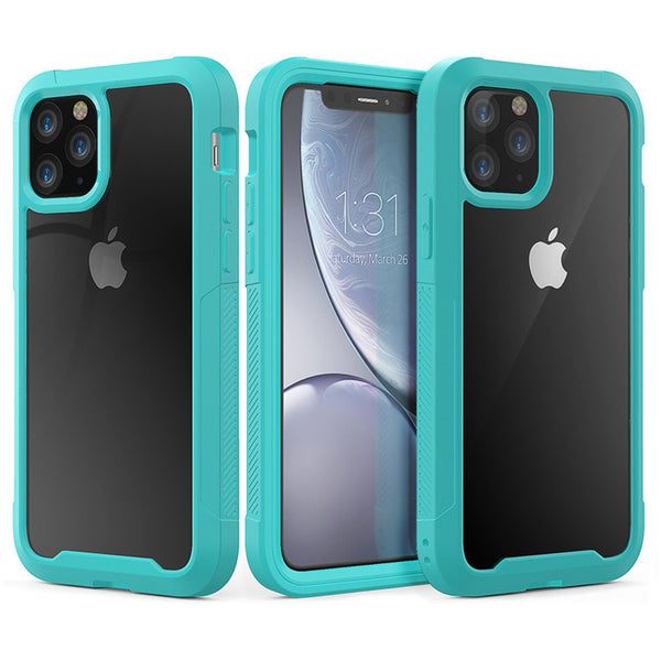 Mint Guardian Rugged Clear Case (iPhone 11 Pro Max)