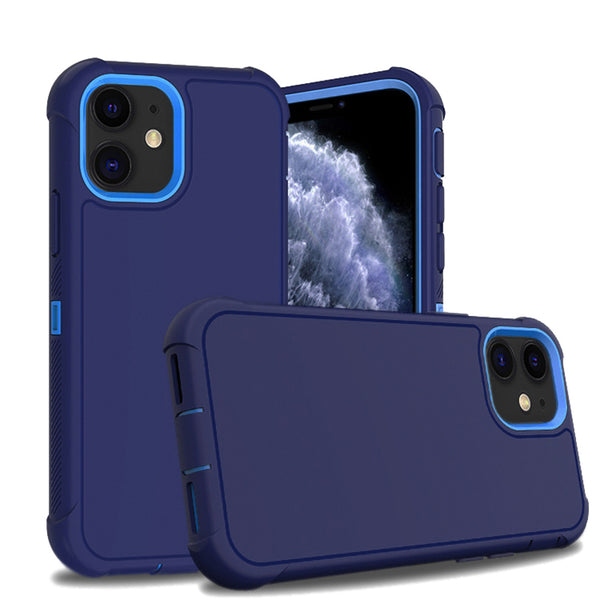 Violet Guardian Rugged Case (iPhone 11)