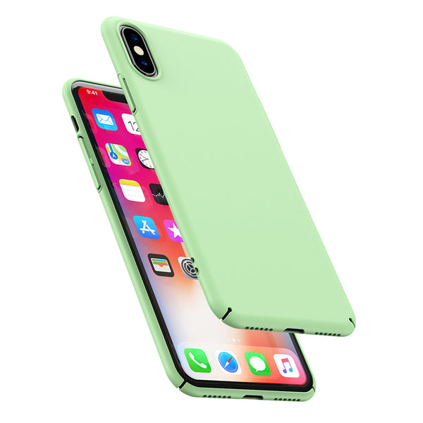 Matte Matcha Hard Case (iPhone XR)