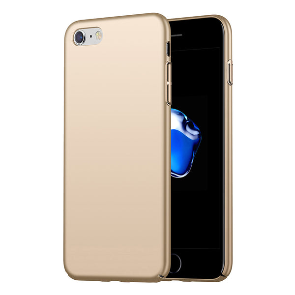 Metallic Gold Hard Case (iPhone 7/8/SE 2020)