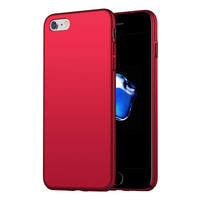 Metallic Red Hard Case (iPhone 7/8/SE 2020)