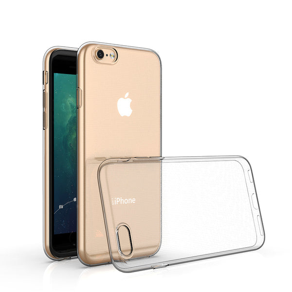 Clear Case (iPhone 6/6+)