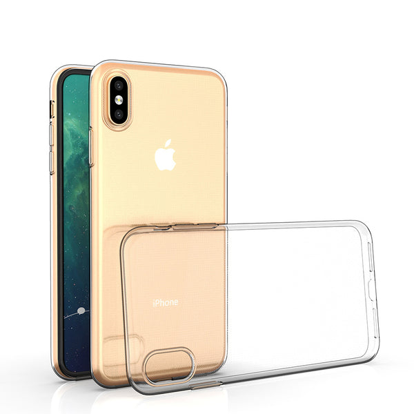 Clear Case (iPhone Xs Max)