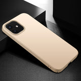 Metallic Gold Hard Case (iPhone 12 Mini)