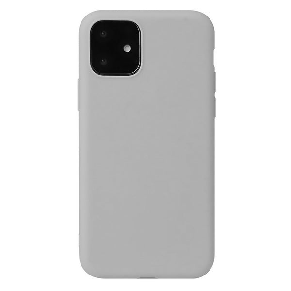 Matte Grey Soft Case (iPhone 12 Mini)