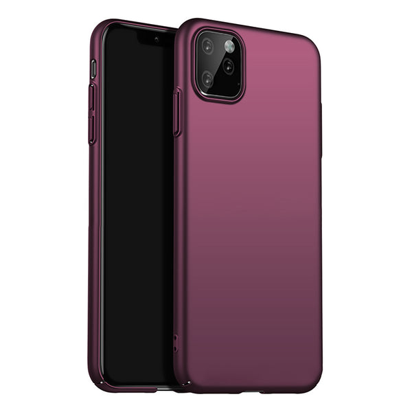 Metallic Purple Hard Case (iPhone 11 Pro Max)