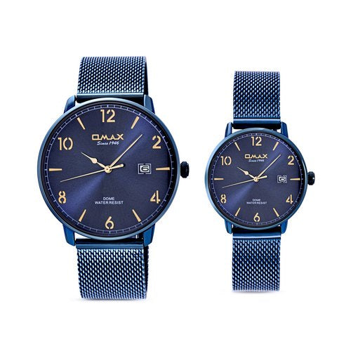 Omax Couple collection Ocean