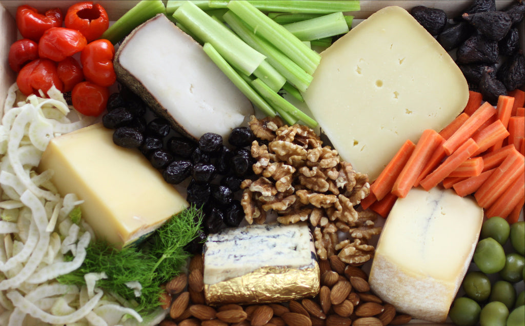 French Regional Cheese Platter