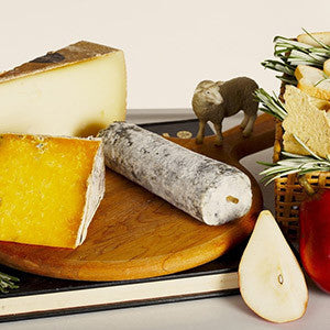 Red, White and Blue! Celebrate the diversity of cheese