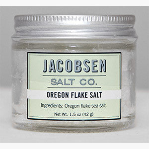 Jacobsen's Salt Co. Flake Salt